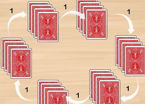 بازی قاشق آموزش یک بازی ورقه ای کلاسیک
