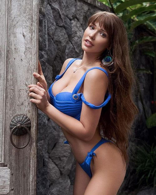 ماریا لیمان معرفی ستاره روسی پلی بوی liman_maria